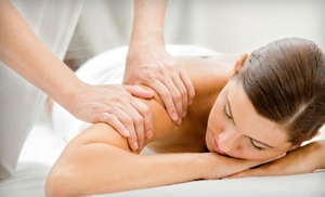 Up to 61% Off Massage in Apple Valley