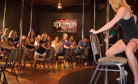 51% Off Pole-Dancing Package from Stripper 101