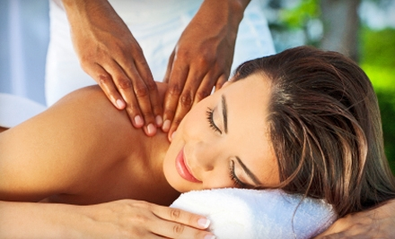 30- or 60-Minute Deep-Tissue Massage or 60-Minute Couples Massage at Olga's Deep Tissue Massage