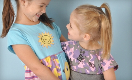 $25 for $50 Worth of Girls' Clothing and Accessories from Pixyworld or South Street