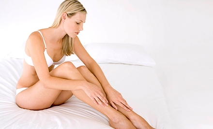 Six Radiancy LHE Light-Based Hair-Removal Treatments on a Small or Medium Area at Delicate Beauty Therapeutic Spa