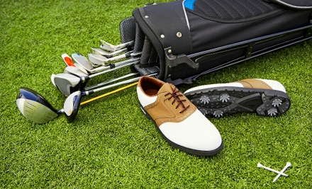 $20 for $40 Worth of Equipment and Apparel at Golf Headquarters Lubbock