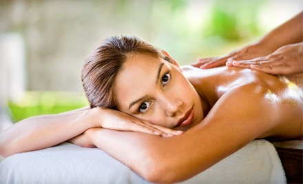 Massage or Massage and Seaweed Wrap at Sammi Gene Salon and Spa in Middlebury