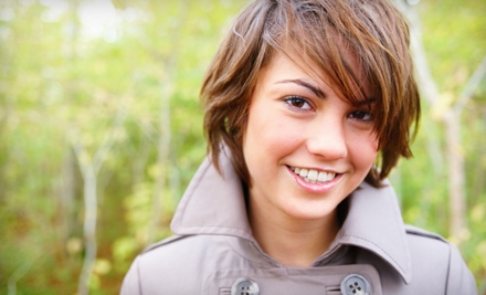 $60 for a New-Patient Exam, X-rays, and Cleaning at Meyer Dentistry ($231 Value))
