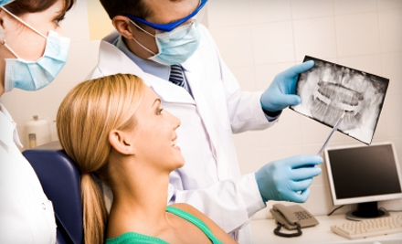 $69 for a Dental Exam, X-rays, and Cleaning from Dr. Shambaugh, DDS ($170 Value)