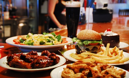 $10 for $20 Worth of American Fare and Drinks at Hot Rod Cafe in New London