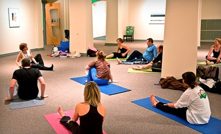 $15 for Yoga Class for Two at Yoga with Mitzi ($30 Value)