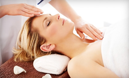 Massage or Massage and Facial at Asha, an Aveda Lifestyle Salon & Spa