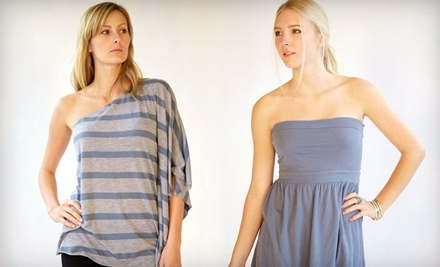 $30 for $65 Worth of Clothing and Accessories at Precocious K