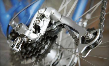 $40 for a Bicycle Overhaul at Chain Reaction Bike Shop ($80 Value)