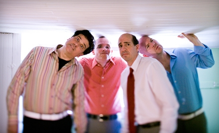 $30 for Two Tickets to See The Blanks at Tibbits Opera House in Coldwater on October 13 at 7:30 p.m. ($60 Value)
