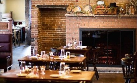 $20 for $40 Worth of New England Fare at The Brewmaster's Tavern