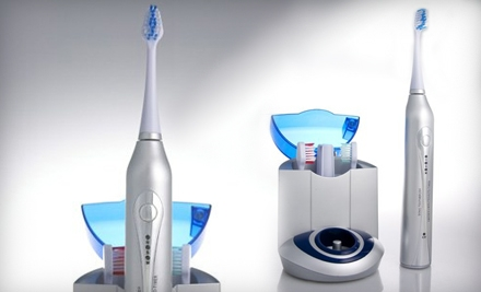 $69 for a Diamond Elite Ultrasonic Toothbrush with Free Shipping ($228.95 Value)