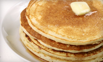 American Fare on Weekday or Weekend at The Pancake Place