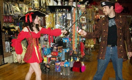$18 for $40 Worth of Costumes and Accessories at Fantasy Attic Costumes