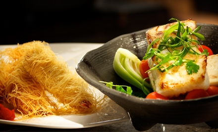 $20 for $40 Worth of Asian Fusion Fare at Kushi Yama Asian Tapas & Grill
