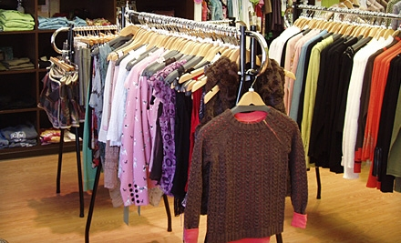 $20 for $40 Worth of Women's Clothing and Accessories at Joy