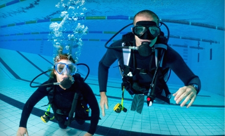 $12 for a Two-Hour Scuba Class at Loves Park Scuba ($25 Value)