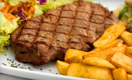 Dinner For Two, Lunch for Two or $7 for $15 Worth of American Grill Fare at Pat & Dandy's Sports Bar and Grill