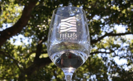 $29 for Wine Tasting for Two at Fields Family Wines ($58 Value)