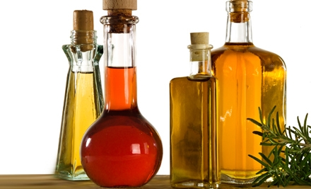 Small or Large Bottle of Olive Oil or Balsamic Vinegar at O'Live A Little in South Windsor