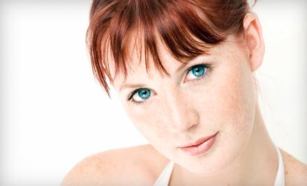 One or Three Essential Deep-Cleansing Facials at Heidi Lane Esthetics