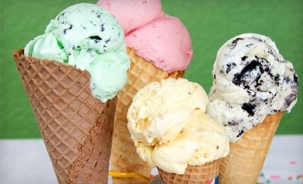 $5 for $10 Worth of Frozen Custard at Polar Bear Frozen Treats