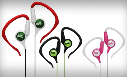 $8 for Groove Hanger Bud Headphones from 2XL by Skullcandy, Including Shipping ($23.99 Value)
