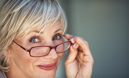 $50 for a Comprehensive Eye Exam and $100 Toward Prescription Eyewear at Olson Eye Care in Waupun ($185 Value)