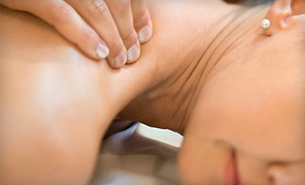 One or Three 60-Minute Customized Massages at Randall Massage and Body Work