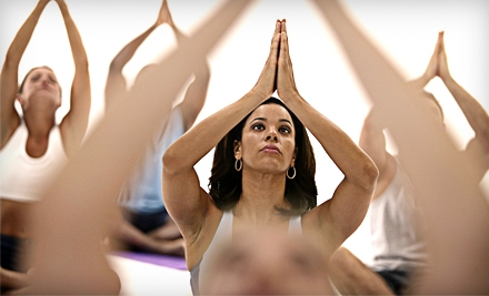 5 or 10 Classes at Bikram Yoga College of India in Lawrence
