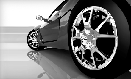 $25 for a Wheel-and-Rim-Restoration Detail Service at Mint Condition Auto Detail ($59 Value)