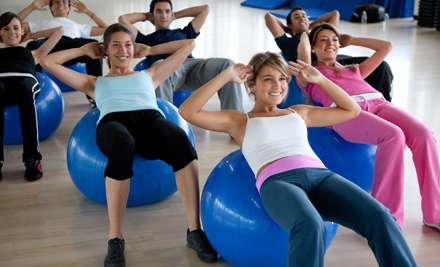 5 or 12 Group Fitness Classes at MetroFitness