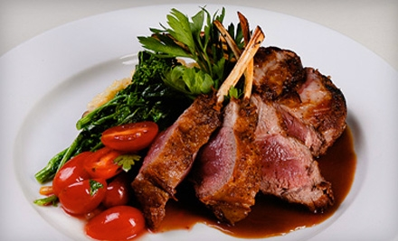 $25 for $50 Worth of Continental Cuisine at Nora's Restaurant & Lounge