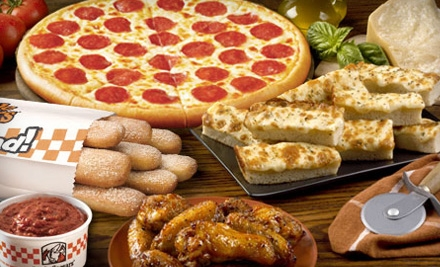 Two Large Pizzas or Pizza-Meal Package at Little Caesars