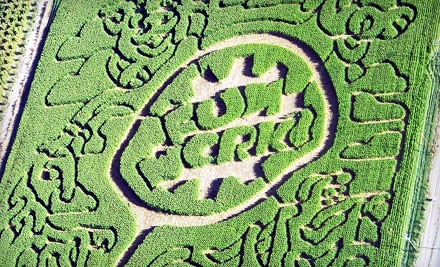 Corn-Maze Admission for Two Children or Two Adults at Funworks