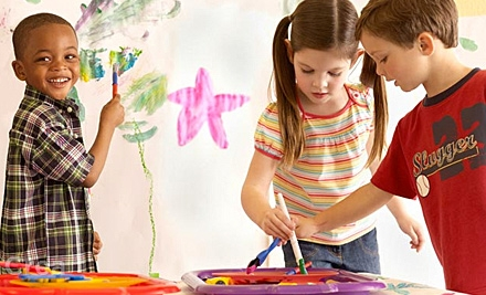 $39 for a One-Month Membership to Gymboree Play & Music Center ($114.95 Value)
