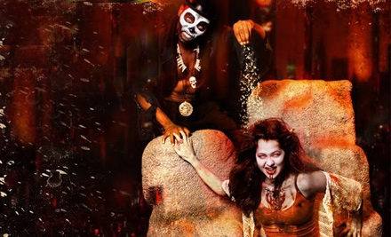 Haunted-House Outing for Two or Four at Ocala Fear Fest