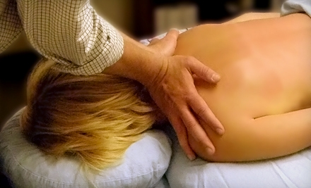 $30 for One-Hour Swedish or Deep-Tissue Massage from Bruce Schaefer, LMT ($65 Value)