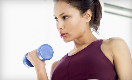 $12 for Six Classes at Focus On U Fitness (Up to $48 Value)