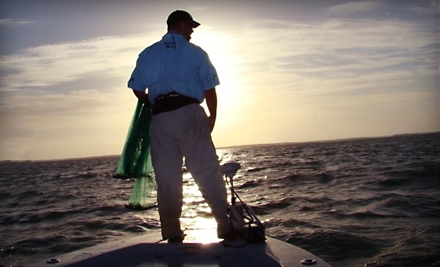$149 for a 2.5-Hour Intro to Fishing Trip for Up to Three People from Reel Kind Fishing ($300 Value)