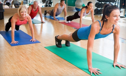 10 Group Fitness Classes or Four Weeks of Unlimited Small-Group Training Sessions at Fit Behavior in Rocky Hill