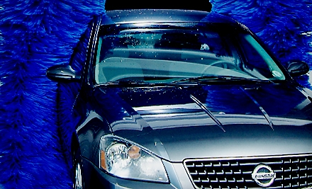 $13 for Three Ultimate Car Washes with Rain-X Protection at Circle K Car Wash ($27 Value). Multiple Locations Available.
