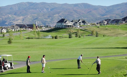 $20 for a Golf Outing Package at Eaglewood Golf Course in North Salt Lake