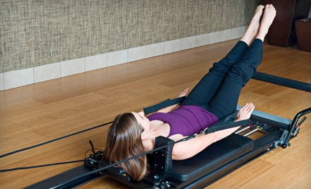 $55 for an Intro to Pilates Package at Pilates Chattanooga (Up to $135 Value)