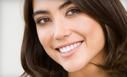 Zoom! Teeth-Whitening Treatment or Dental-Care Package with Exam, X-rays, and Cleaning at Kuhn Family Dentistry