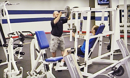 $60 for Four Personal-Training Sessions at Athletic Performance Center