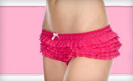 $12 for $25 Worth of Women's Underwear and Sleepwear from eUndies.com
