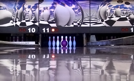 $30 for a Bowling Outing for Up to Six at CJ's Willow Bowling Center ($61.15 Value)
