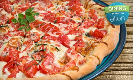 $14 for a Pizza Meal with Chicken Wings and Soda for Four at Andre's Pizza ($29.28 Value)